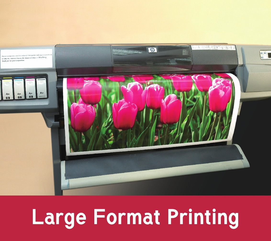 Large Format Printing Solution Service By Ultra Supplies