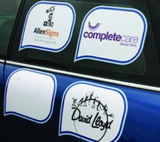Ultra Supplies Singapore Decal Static Sticker Printing Solution