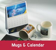 Mugs & Calendar Printing Solution/Service Singapore by Ultra Supplies