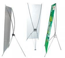 X-Stand Banner from Ultra Supplies Singapore