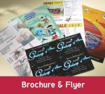 Ultra Supplies Singapore Brochure & Flyer Printing